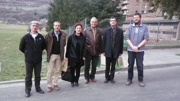 Visita al Pallars