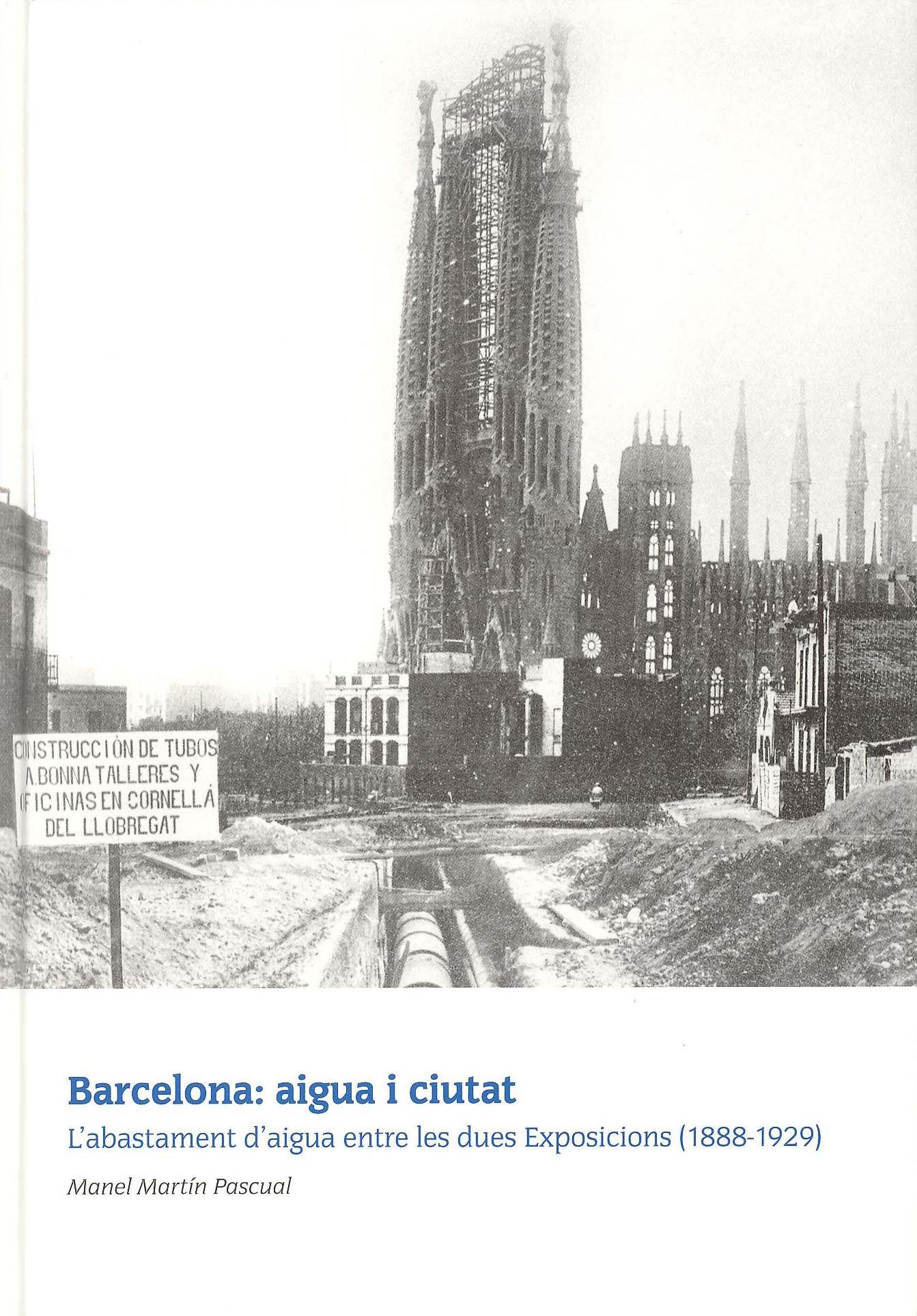 Barcelona: aigua i ciutat