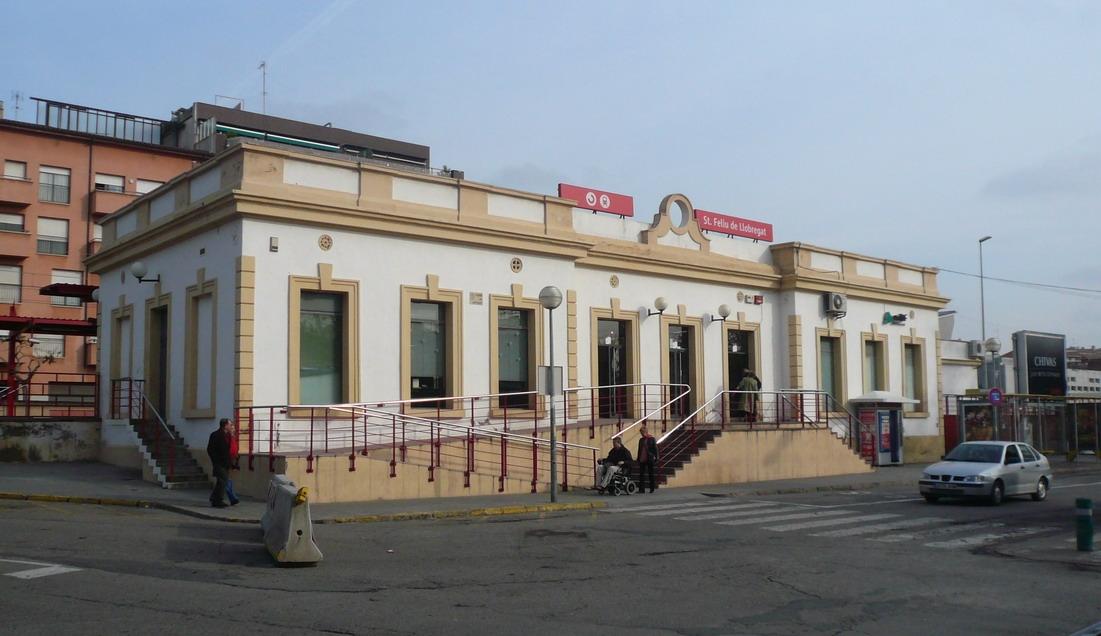 Estació Sant Feliu de Llobregat