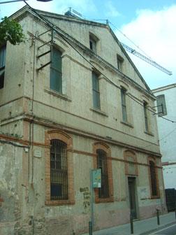façana de Cabot i Barba
