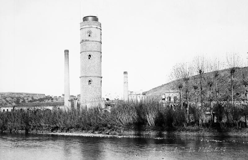 fàbrica del gas de Sallent