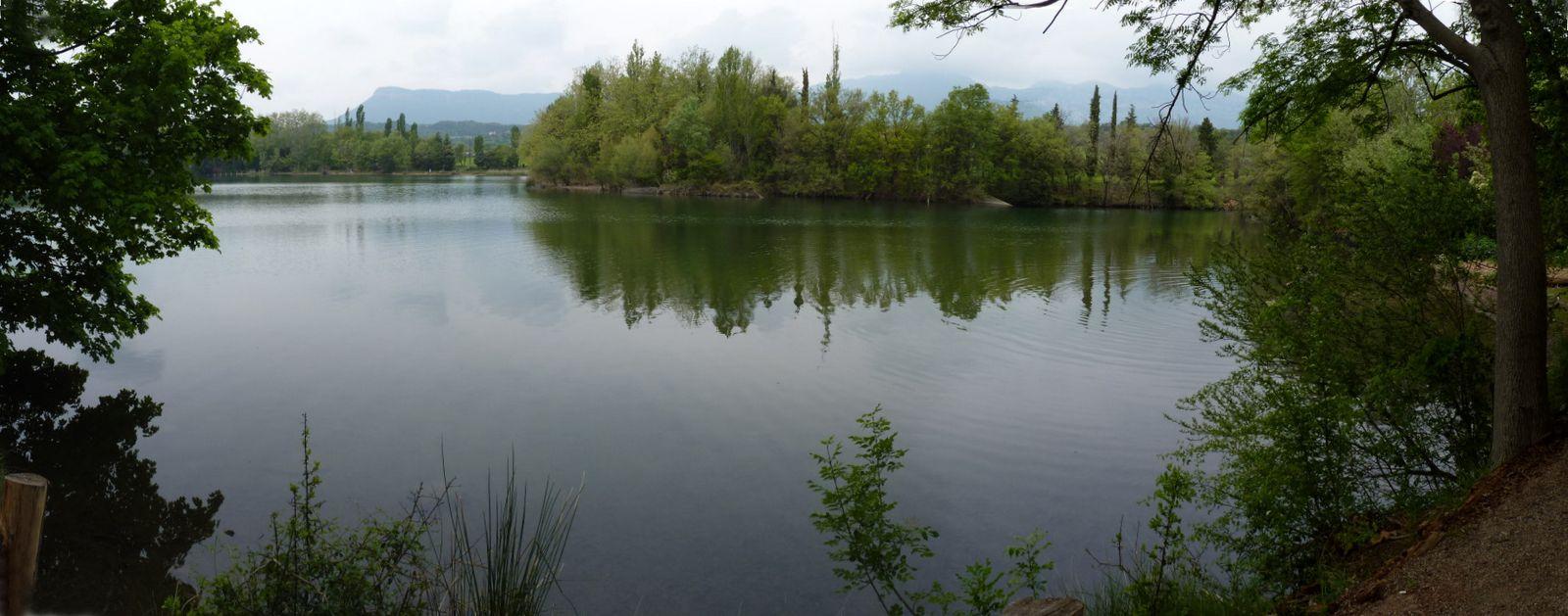 el llac de Graugés