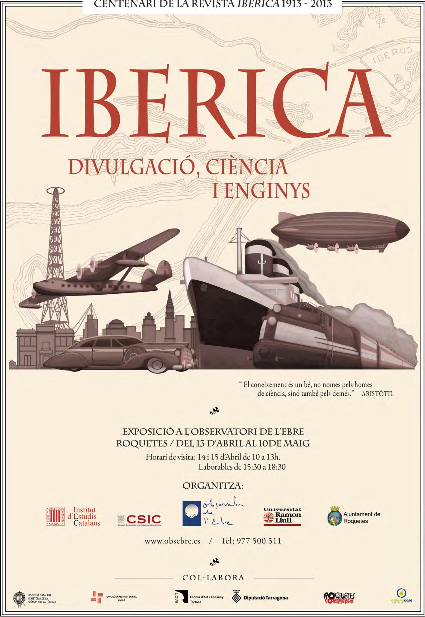 Centenari de la Revista Ibérica