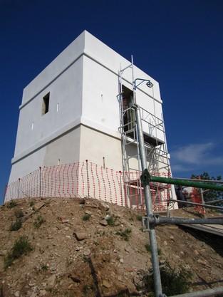 torre del telègraf òptic de Montornès