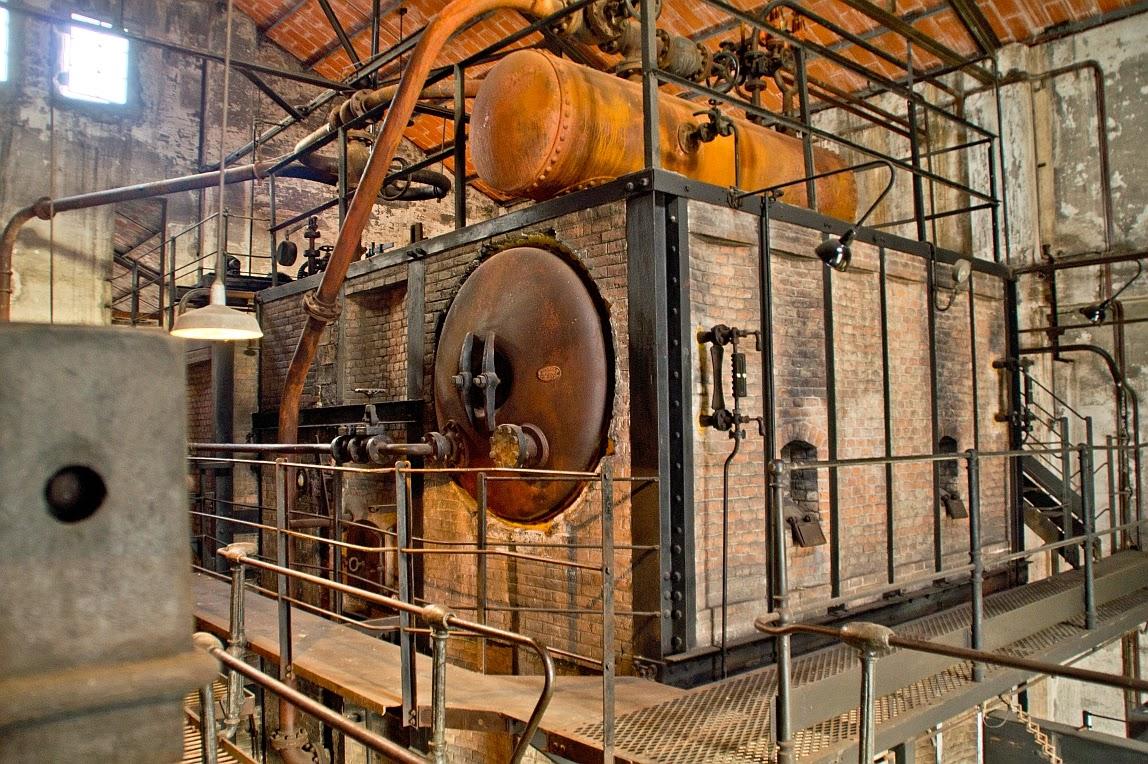 Posada en funcionament de la central t rmica de roca for Roca termica