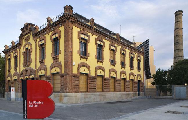 Fàbrica del Sol Barcelona