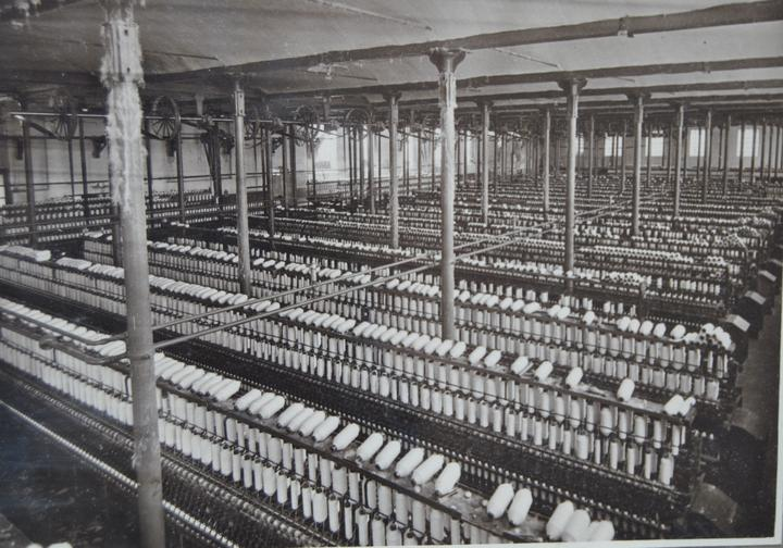 Fàbrica de filatures d'Alcanís