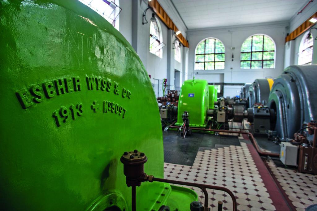 El Museu Hidroelèctric de Capdella