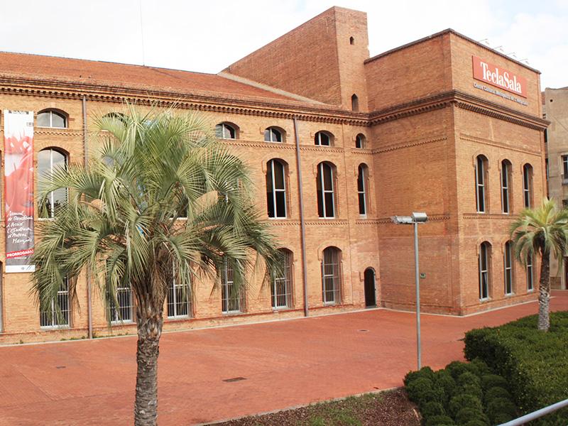 Edifici de la fàbrica Tecla Sala